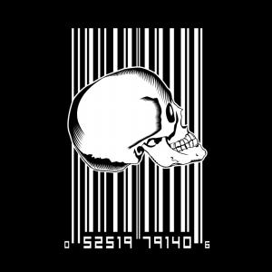 Skull_BarCode
