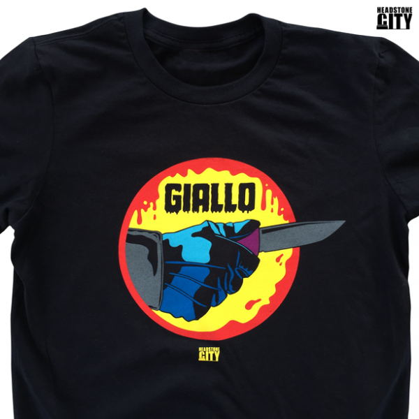 Giallo-Italian-Horror-Shirt