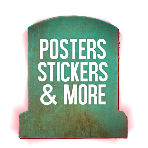 Posters Stickers & More